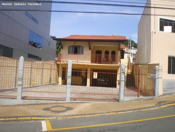 Casa Para Venda Em Valinhos, Vila Embaré, 3 Dormitórios, 1 Suíte, 2 Banheiros, 10 Vagas - Ca016