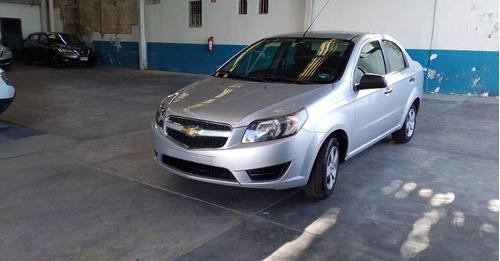 Imagen 1 de 15 de Chevrolet Aveo 2018 1.5 Ls At