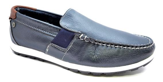 Zapatos Nauticos Ringo Turchi Cuero Vacuno Varios Colores