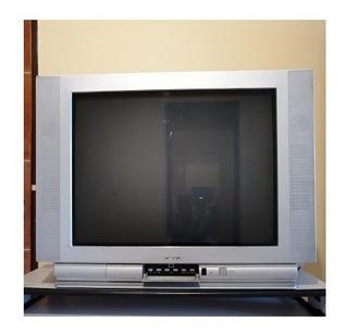 Televisor Admiral 29 Funciona Ok En Morón Centro Con Mesa!
