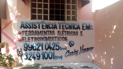 Manutençao De Ferramentas E Eletrodomesticos