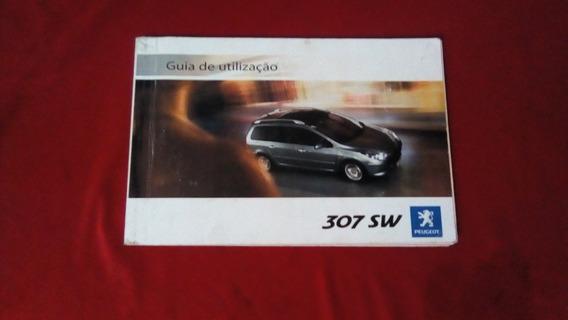 Manual Do Proprietário Peugeot 307 Sw