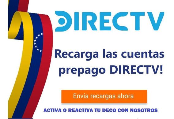 Directv Colombia Recargas En Bolivares