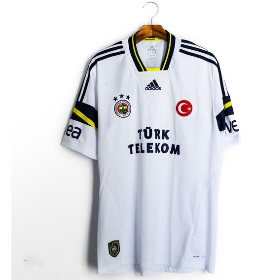 Camisa De Futebol Masculino Fenerbahçe 2013/14 adidas D08091