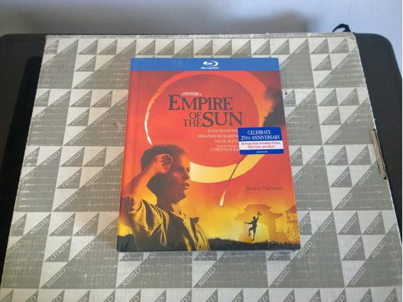 El Imperio Del Sol Digibook 2 Bluray De Steven Spielberg
