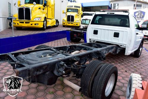 Imagen 1 de 13 de Dodge Ram 4000 Chasis Cabina 5.7 Hemi 2014 #155