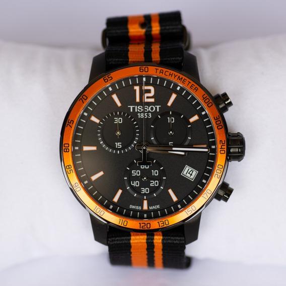 Relógio Masculino Tissot T-sports Cronógrafo Pronta Entrega