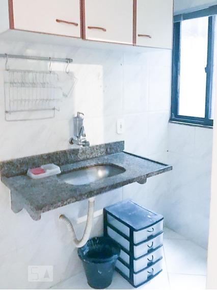 Apartamento Para Aluguel - Recreio, 1 Quarto, 30 - 893119563