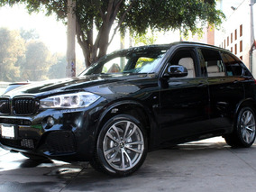Bmw //x5 35i ///m Sport// 2014 Seminueva!! Gps Qc Twin-turbo
