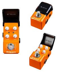 Pedal De Guitarra Joyo Jf 310 Orange Juice Overdrive