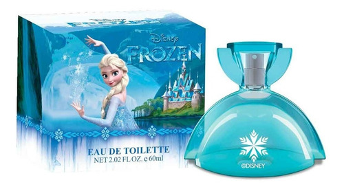Perfume Disney Frozen Edt 60ml