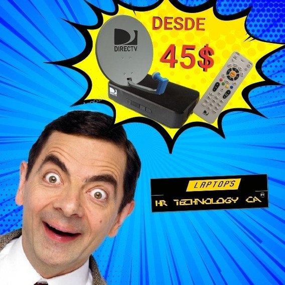 Decodificador Directv Hd 100% Venezolanos