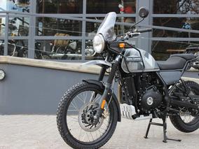Royal Enfield Himalayan Sleet Off Road Nuevo Modelo Yamaha