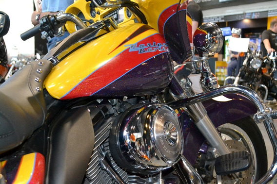 Flamante Harley Davidson Electra Ultra Glide Classic 1450