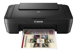 Impresora multifunción Canon Pixma MG3010 con wifi 110V/220V