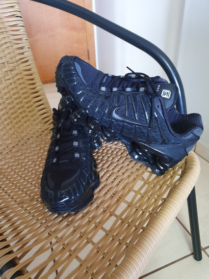 Nike Shox Tl (12 Molas) Original Importado.