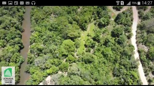 Venda Chacras 20.000 Margens   Rio Das Almas 18 Km Da Cidade De Pirenópolis - 5967