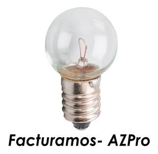 Foco 02500 Lampara Halogena 157 10w 6v E10 Para Welch Allyn Gen Facturamos