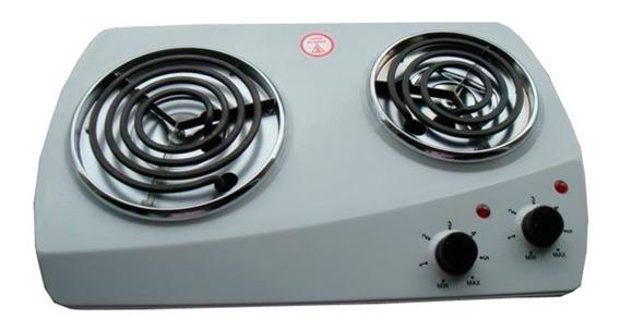 Anafe Cocina Electrico Foco 2 Hornallas 2250 W C/ Termostato