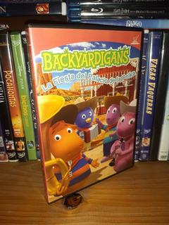 The Backyardigans - La Fiesta Del Palacio De La Polka