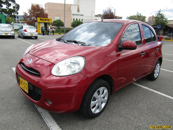 Nissan March Mt 1600cc Aa