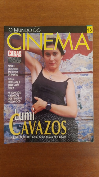 Revista O Mundo Do Cinema N° 13 Lumi Cavazos Caras