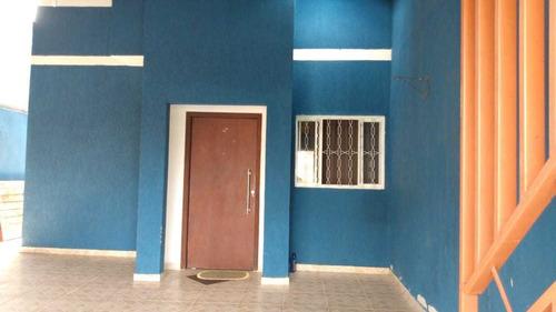 Sobrado No Residencial Santa Paula - Cs-1602
