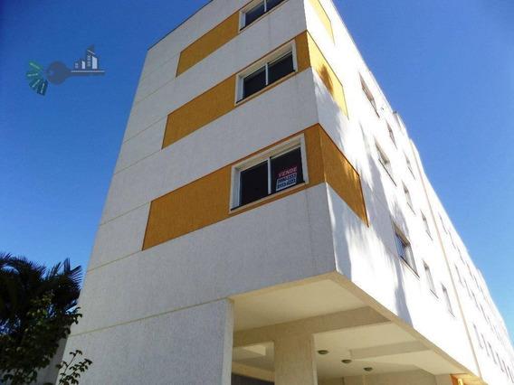 Apartamento Novo À Venda, Santa Quitéria/portão, Curitiba. - Ap0075