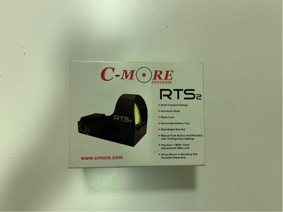 Red Dot C-more Rts 2 Systems Original