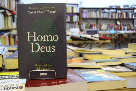 Homo Deus. Yuval Noah Harari.