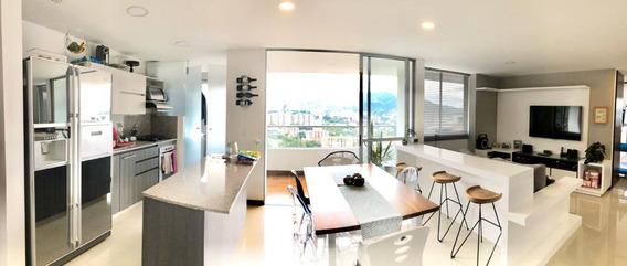 Apartamento De 2 Habitaciones, 2 Baños Y 2 Parqueaderos