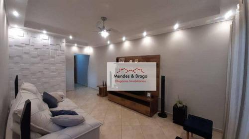 Imagem 1 de 17 de Sobrado À Venda, 142 M² Por R$ 850.000,00 - Vila Mazzei - São Paulo/sp - So0222