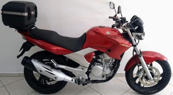 Yamaha Ys 250 Fazer 2010 Vermelha