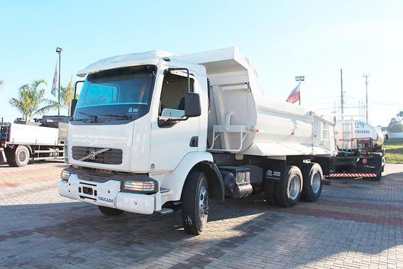 Vm 260 6x4 Caçamba 12m = Scania Mercedes Mb Cargo