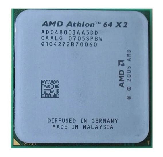 Processador Amd Athlon X2 64 4800+ Ad04800iaa5d0 Am2
