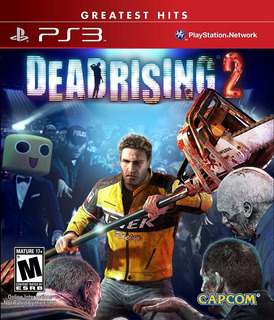 Dead Rising 2 - Playstation 3 (físico)