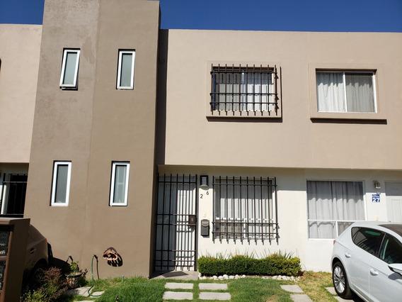Casa En Renta Amueblada En Cuautlancingo