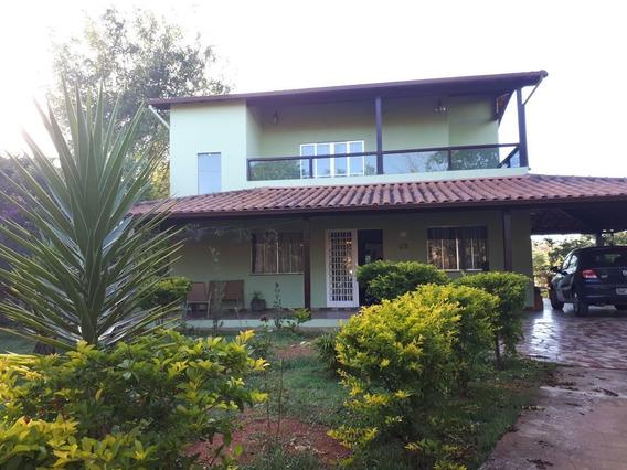 Casa Em Condomínio Com 3 Quartos Para Comprar No Represa Em Capim Branco/mg - 812