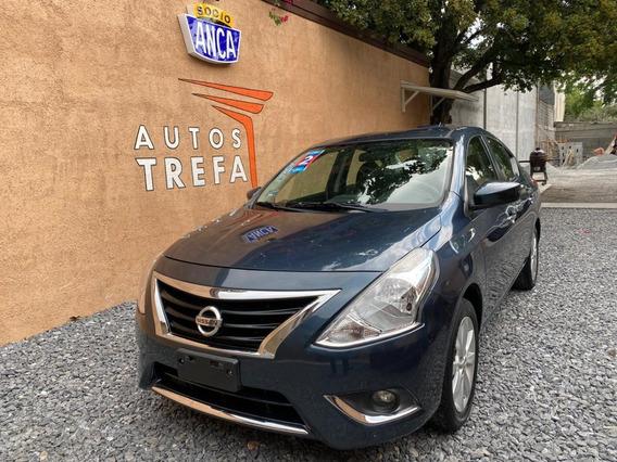 Nissan Versa Advance T/a 2016