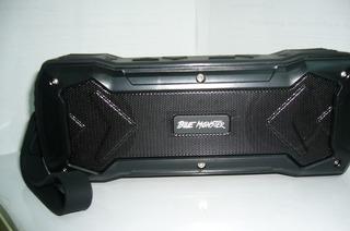 Parlante Bluetooth Blue Monster S335 Portatil Fm Usb Microsd
