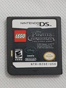 Lego Pirates Caribbean Original Para Nintendo Ds