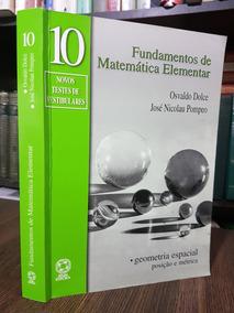 Ime Ita Fundamentos De Matemática Elementar Vol 10-geometria