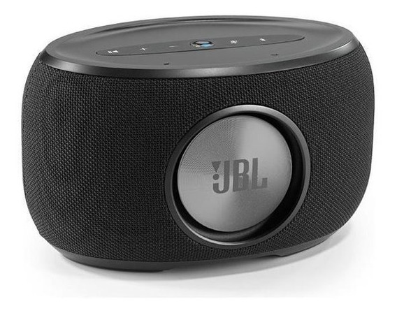 Caixa De Som Jbl Link 300 Bluetooth + Nota Fiscal