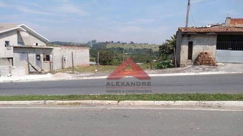 Imagem 1 de 2 de Terreno À Venda, 200 M² Por R$ 120.000,00 - Jardim Nova República - São José Dos Campos/sp - Te0675
