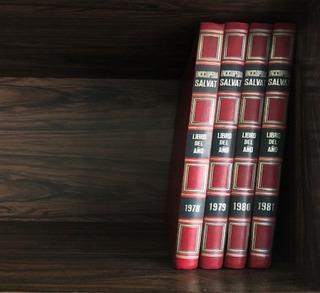 Libro Del Año 1978, 1879, 1981 Y 1980 Salvat