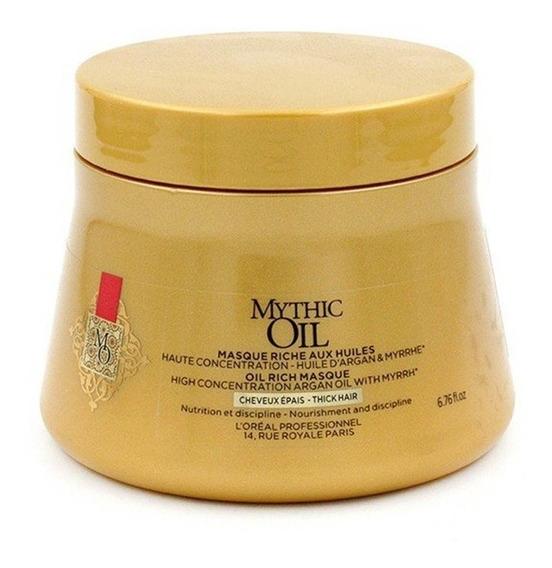 Loreal Masque Mythic Oil X 250 Ml