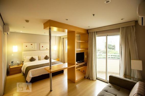 Apartamento Para Aluguel - Consolação, 1 Quarto, 35 - 893113809