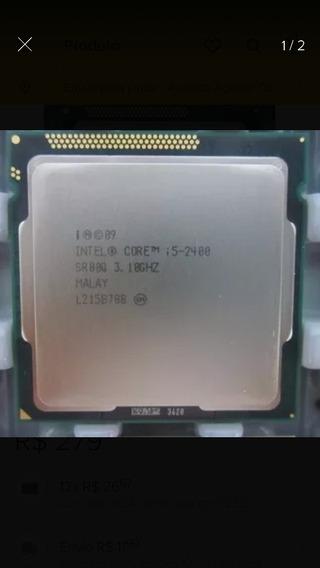 Processador Intel 1155 I5 2400