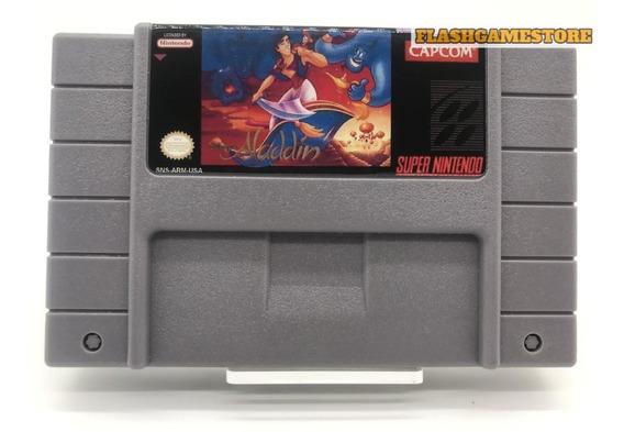 Aladdin - Super Nintendo *paralelo