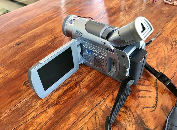 Câmera De Vídeo Digital Jvc Gr-d90u